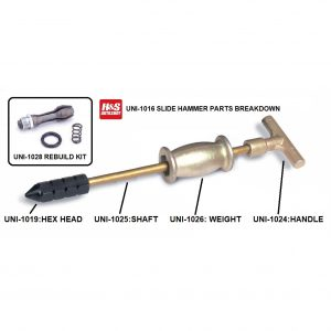 Spare Replacement Parts - H&S Autoshot